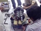 Atlas copco Screw Compressor Air End Service Recondition Repair Chennai Tamil Nadu Padi Ambattur Oragadam Sriperumbudur Irungattukottai  - by Screw Compressor Spares Service S R Pneumatic +91. 9840159740, Chennai
