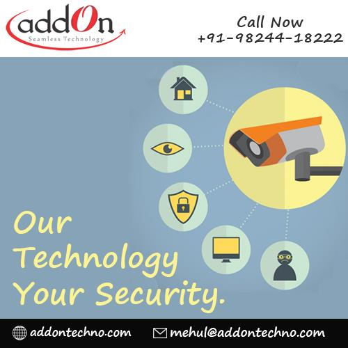 Our Technology Your Security  Cctv Camera Suppliers Vadodara Cctv Camera Dealer in Vadodara Cctv System Distributors Vadodara CCTV Camera Systems Vadodara  Order Now: http://www.addontechno.com - by Addon TECHNOLOGY, vadodara