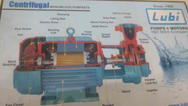 Industrial Pump in Indore
