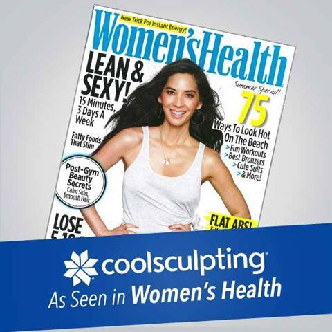 """""""You can't exercise away a waddle … CoolSculpting freezes fat so that it self-destructs."""" Via Women's Health.  A procedure so effective to that stubborn fat away.  To know more  =>> http://www.vimispa.ca/coolsculpting - by Vimi Medi Spa, Ontario"""