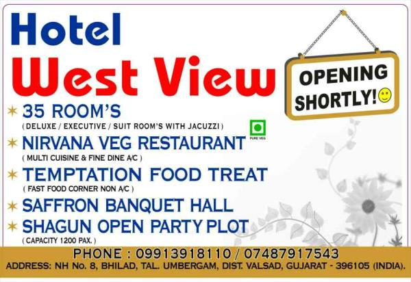 Best Hotel with all amenities in Vapi