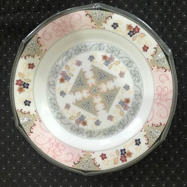 "Melamine dinner plate. Model :- pearl. size:- 8"" & 11"" - by Prestige plastics india, New Delhi"