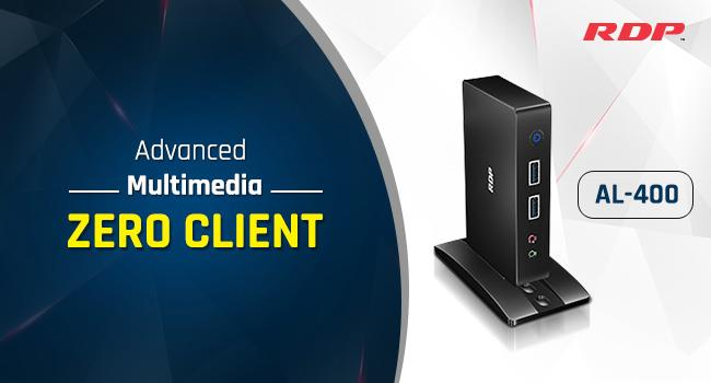 Cost Effective Multimedia Zero Client - AL-400  Thin Clients in Mumbai | Thin Client Solutions in Mumbai | What is Thin Clients   RDP the leading Computer Hardware Company introduced cost effective Multimedia Zero Client AL-400, RDP Zero Cl - by RDP, Mumbai