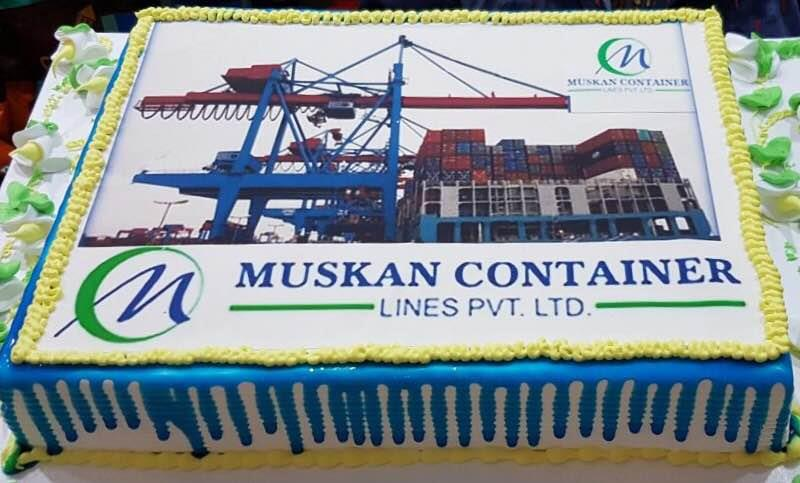 Muskan Container lines completed 8 Years