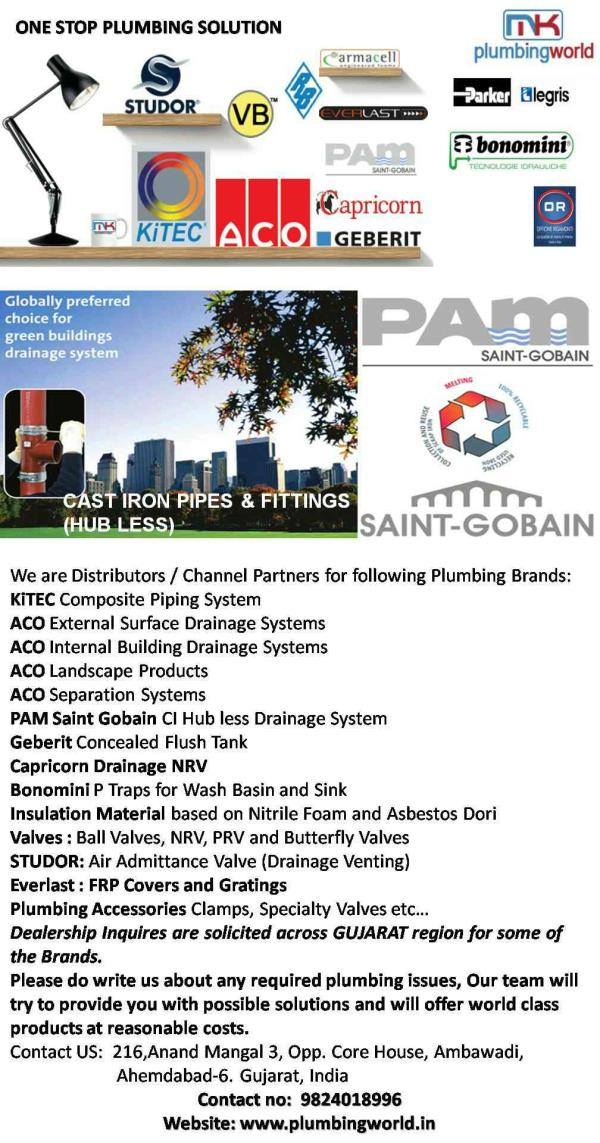 SG PAM Cast Iron CI Pipes and Fittings