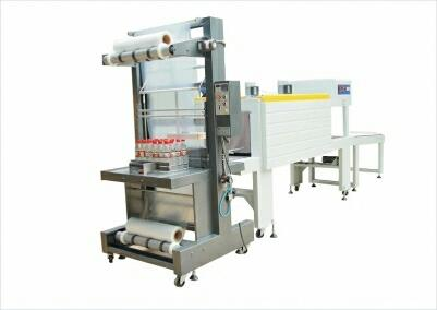 TF6540SA Semi-automatic Sleeve sealing Machine from Ace Finepack can be pushed manually or pneumatically. After the process of sealing and cutting, the products enter the shrink tunnel automatically.  Features: The machine is suitable for - by Ace Finepack Private Limited, Ernakulam