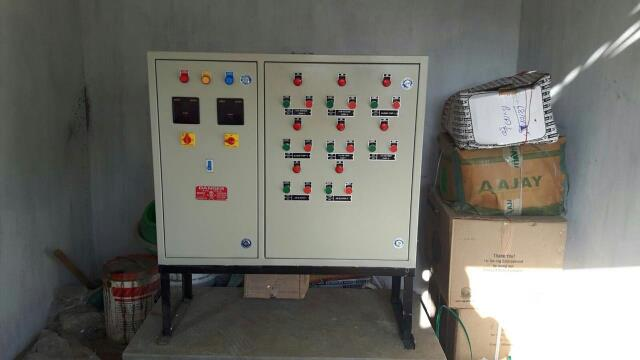 STP ELECTRICAL PANNEL BOARD - by A N Engineering Works, Hyderabad