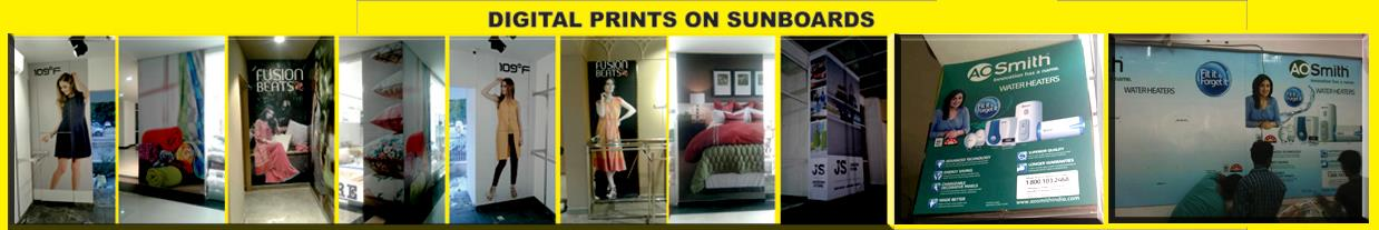 DIGITAL PRINTS ON SUNBOARDS INDOORS AND OUTDOORS  IF YOU ARE SEARCHING FOR A RELIABLE, TRUSTED, ECONOMICAL AND EFFICIENT MANUFACTURER AND SUPPLIER FOR DIGITAL PRINTS ON SUNBOARDS, , WE AT DIMENSIONS INDIA 8860908890 ARE THE MANUFACTURERS AN - by LED SIGN BOARD BY DIMENSIONS INDIA, Delhi