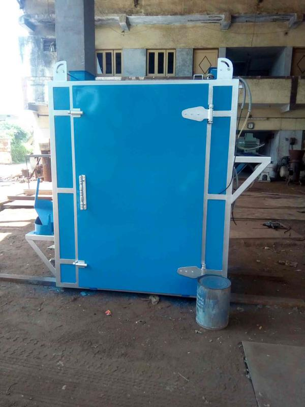 Leading Manufacturer and Supplier of Tray dryer in Kerala for spice drying   www. ambeshfabricators.com - by Ambesh Fabricators, Ahmedabad