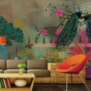 Designer Wallpapers to Decor House Walls   Wallpapers and Wallcoverings is a relatively new option for people looking to infuse some personality, color, texture or Pattern into a room or to jazz up an accent wall. Wallpapers are easy to sti - by Wallpaper Wallcovering, Gurgaon