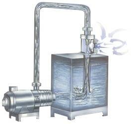 Vacuum ejector pumps in, ahedabad Vacuum pump manufacturer of high vacuum system  - by Shreeji Engineering, Ahmedabad