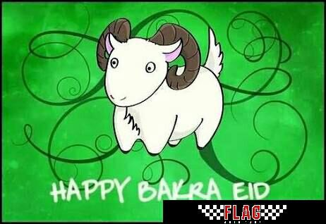 wishing all friends, Customers and my Very own Employees a very Happy Eid... - by Flag Autocare, Hyderabad