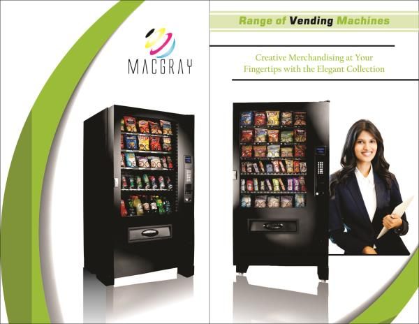 Snacks foods chocolate , cup noodles , cold beverages , potato chips ,  fruit juices , butter milk , yogurt , namkin vending machine - Macgray Snacky , Ahmedabad Gujarat India ,  Snacks Food vending machine - by Macgray Pvt  Ltd, Ahmedabad