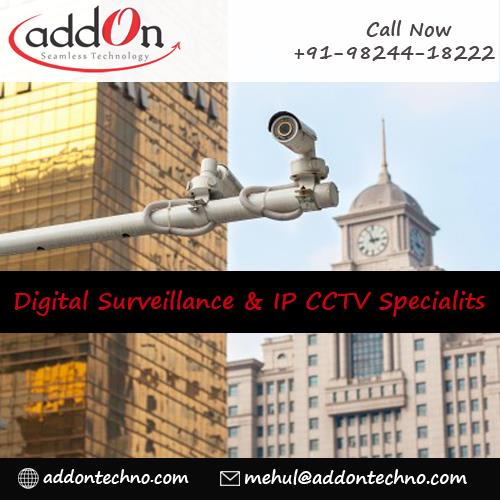 Digital Surveillance & IP Camera System  Security Systems Bharuch IP Camera System Vadodara Digital Surveillance Ahmedabad Fire Alarm System Vapi  Visit: http://www.addontechno.com  - by Addon TECHNOLOGY, vadodara