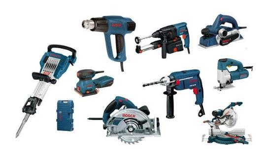 We are supplying bosch Power tools in all over india.Angle grinder , Cut of Machine, Hand Tools , hammer Drill , Rotary Hammer etc.Bosch power tools are highest standard in speed, precision and robustness for Great work result. - by Adinath Equipment Pvt Ltd, Ahmedabad