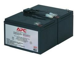 We are a prominent trader and supplier of a wide gamut of APC Battery that is procured from the certified vendors' of the market. Widely used in various places, provided battery is extremely lightweight and safe to use. The offered battery is available in various sizes, shapes and technical specifications which fits the diverse needs of the clients. In addition to this, we are offering this battery at market leading prices.
