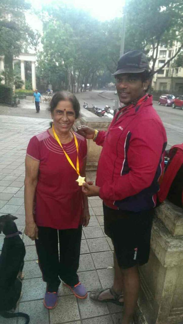 join with uk fitness at powai we train Marathon. we take your level from were you are