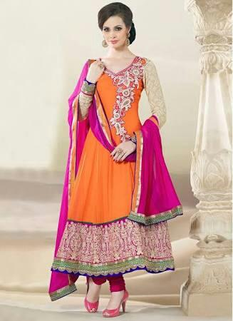 We have largest range of designer suits for women in vadodara, Gujarat, India.