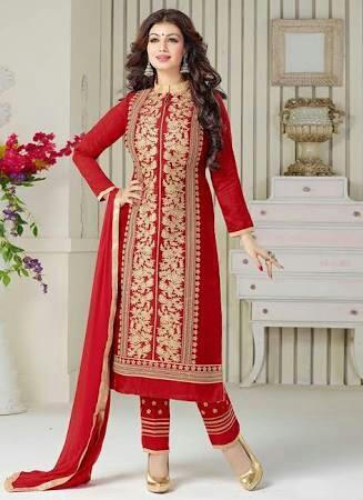 Best designer exclusive punjabi suits range in alkapuri , Vadodara, Gujarat.