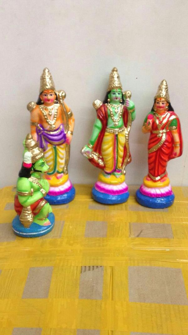 Best Puja items Online shop  in Chennai  Navarathri Golu Dolls available in terracotta wood paper mache clay. order them online at www.pujacelebrations.com. Call us on 9087270009 for details. - by Puja Celebrations. Call Us @ 9087270009, Chennai