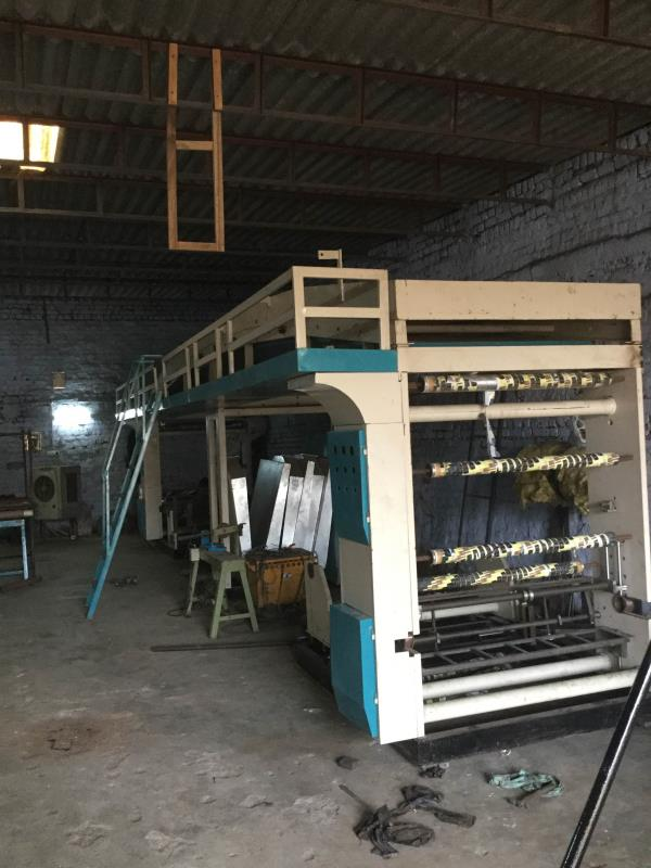Shivam Industries is Manufacturer, Supplier and Exporter of Rotogravure Printing Machine, Lamination & Coating Machine