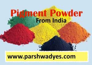 MANUFACTURER OF PIGMENT POWDER. Fabricante del polvo del pigmento Fabricante de pigmento em pó - by Parshwanath Dyestuff Industries, Ahmedabad