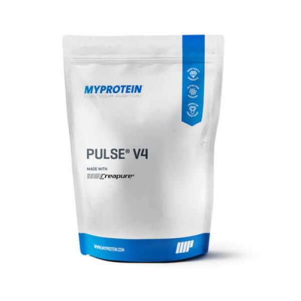 Buy at lowest prices from india proteins.   http://indiaproteins.com/index.php?route=product/product& product_id=4185& search=myprotein  Pulse®V4 is our most powerful pre-workout formula to date, combining some of the most heavily researche - by India Proteins, New Delhi