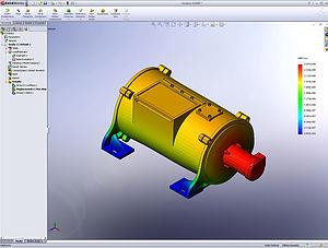 #Solid Works Training In Yamuna Nagar #CAD Training in Yamuna Nagar #CFD institute in Jagadhri  Today, every machine is designed to have a new generation appearance whether it is automobile or home use equipment. So machine has to be progra - by ACCORD ENGINEERS, Yamuna Nagar