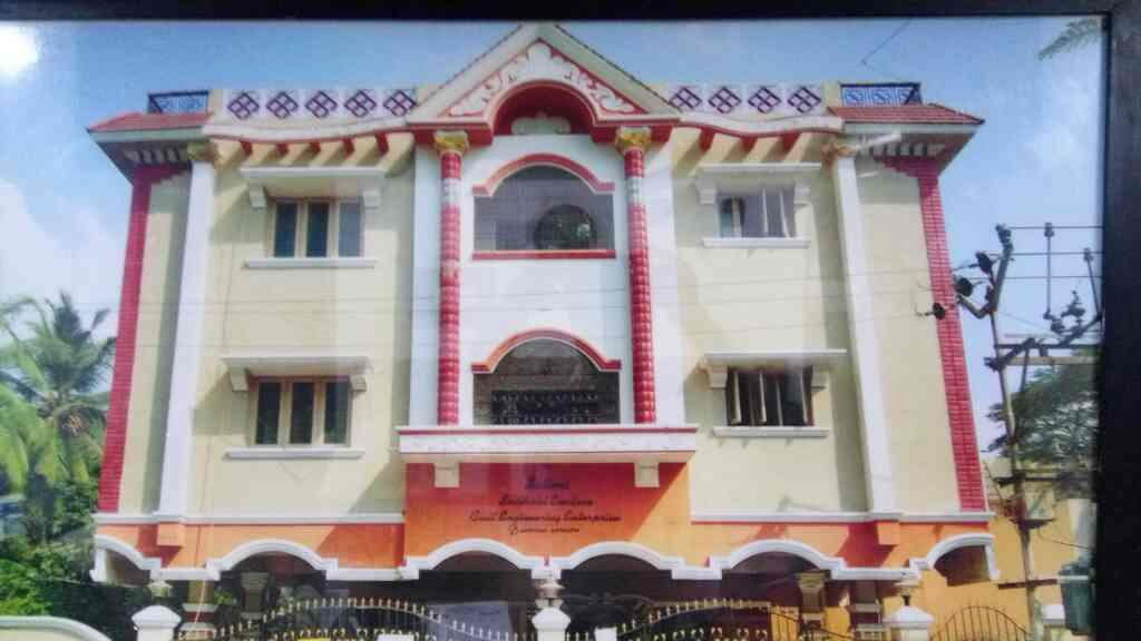 Flats for sale in Saligramam