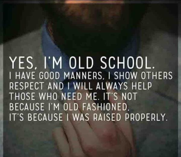 YES, I'M OLD SCHOOL #ShastryMVN ShastryMVN  - by Shastry MVN, Hyderabad