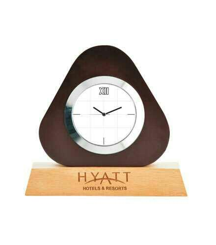 Table Clock Manufacturers In Coimbatore  table clock can be customised depends on customer requirements, available in different sizes, like round, square, triangle, table clocks available in alarm options also.  Promotional Gifts Promotional Table Clocks Corporate Gifts Desktop Gift Items