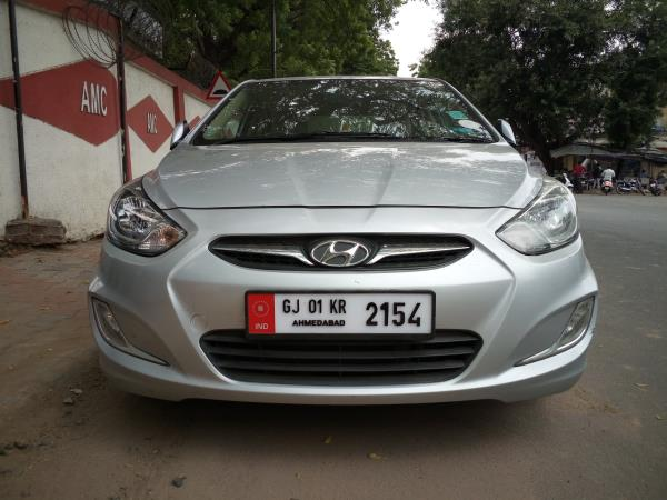 Used Hyundai Verna SX 2012 In Ahmedabad Excellent Condition Car Single Owner  Full Insurance  Geruntad Kilometer Price :- 6, 25, 000/- - by MUNIM AUTO, Ahmedabad