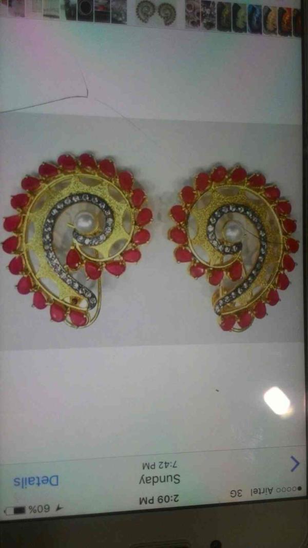 Silver Earrings manufacturers in Jaipur