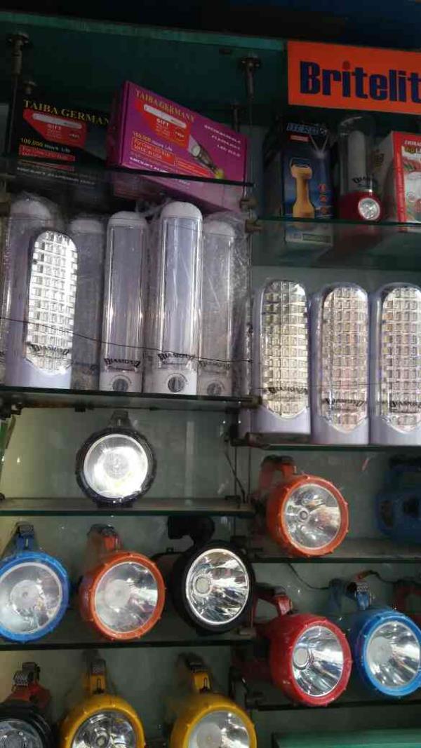 Led rechargable emergency light manufacturer in vadodard, Supplier in anand, vidyanagar, gujarat, india.