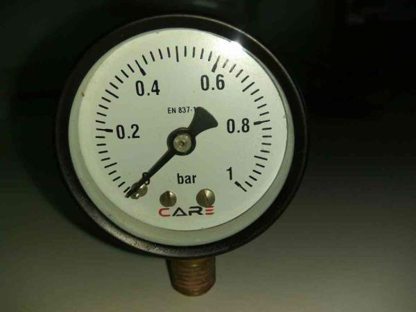 We are manufacturer of  utility pressure gauge.  Commercial gauges,  hydraulic  gauges - by Care Process Instrument, Ahmedabad
