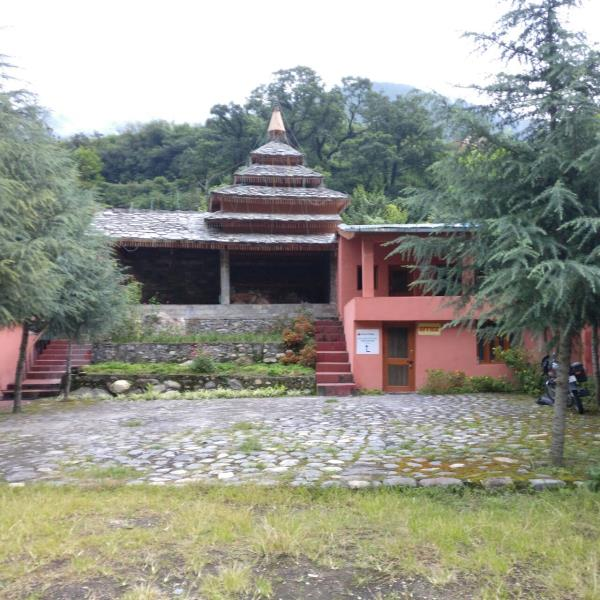 A sneak peek into our first week of TTC at Uttarkashi...  Http://www.aayanayoga.com/reporting-from-ground-zero-uttarkashi/ - by Aayanayogawhitefield, Bangalore