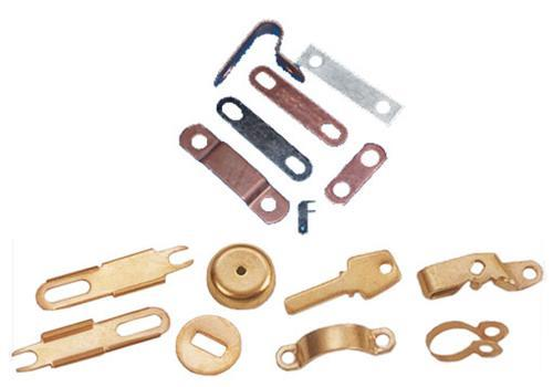 Precision Pressed Parts                                                                             Swan Industries is an eminent manufacturer and supplier of a quality range of Precision Pressed Parts to our clients. This immaculate gamut  - by Swan Industries, Pune