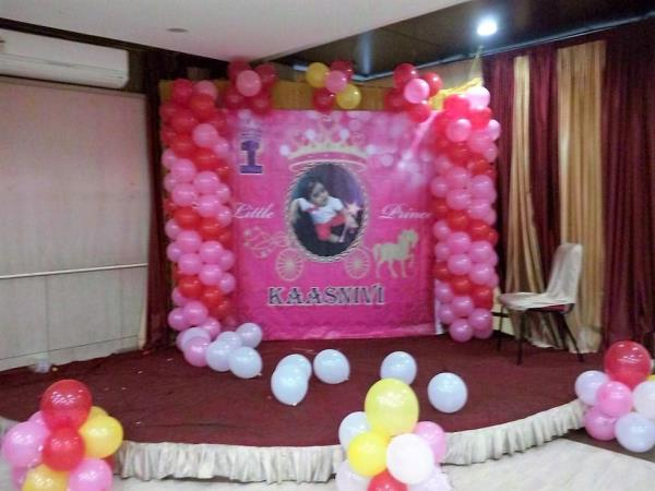 Thanks to Mum & Dad of Kaasnivi for giving us the opportunity Scope of work:- Littel Pirncess Theme Color theme: Light Pink / Dark Pink / Yellow Photography Balloon Decoration, Backdrop & Welcome Design #midorevents #midorentertainments www - by Midor Events. Entertainments (Contact - +91-9791031974 / +91 - 95000 52381), Chennai