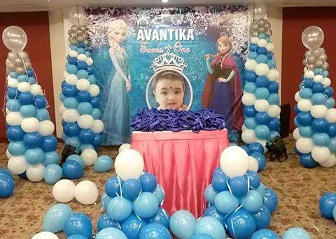 Thanks to Mum & Dad of Avantika for giving us the opportunity Scope of work Frozen Theme Decoration / Lighting / Photography/ Design www.midor.in #mdiorevents #midorentertainment - by Midor Events. Entertainments (Contact - +91-9791031974 / +91 - 95000 52381), Chennai