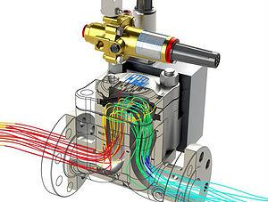 #Advanced CAM training in Yamuna Nagar #CAE training in Yamuna Nagar #Advanced CAE training in Jagadhri  While designing, if in a equipment, gas or liquid flows, then to make it effecient, it is neceesary to control turbulence and other los - by ACCORD ENGINEERS, Yamuna Nagar