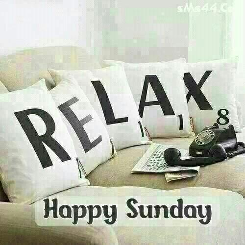 Forget the stress that you had through out the week and happily spend Sunday  just Relax B  cool. - by Rays Of Hope, Bengaluru