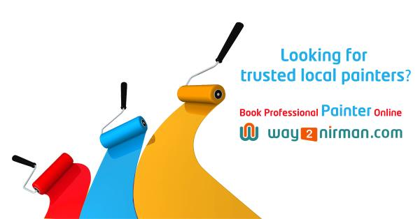 Looking for trusted local painters? - by Way2nirman Call 040-43434646, Hyderabad