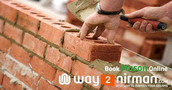 http://www.way2nirman.com/home-services/masonry-services - by Way2nirman Call 040-43434646, Hyderabad