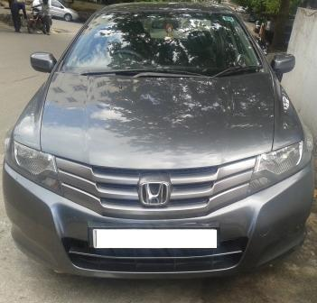 HONDA CITY 1.5 E MT:MODEL 01/2010, KM 65625, COLOUR GREY, FUEL PETROL, PRICE 550000 NEG.USED VEHICLE FOR SALE COMPLEAT SHOWROOM TRACK  - by Nani Used Cars, Hyderabad