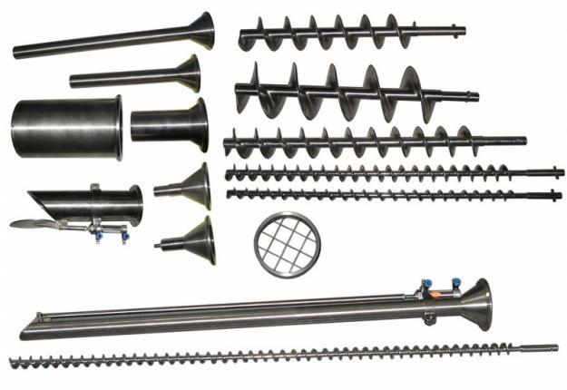 Auger Screws   Counted among the well known organizations, our company specializes in manufacturing, supplying, importing, exporting and trading a comprehensive range of Auger Screw. These products are manufactured under the rigorous supe - by Aarti Steel Enterprise, Vadodara