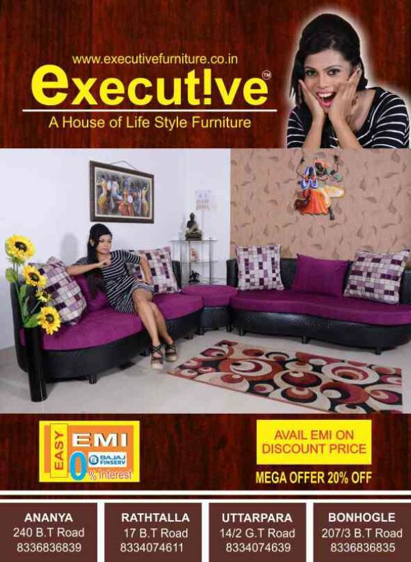 Best Sofa Manufacturer - by executive, kolkata