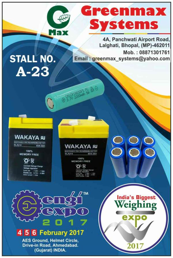 Weihhing Expo - by Engi Expo 2017 | 9879111548 | www.engixpo.com, Ahmedabad