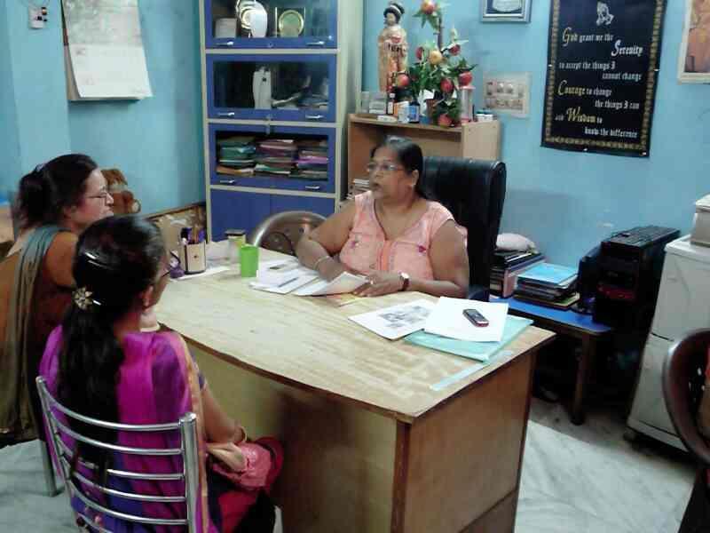counselling parents for addicted people    - by Sahaj Sambhav Org, New Delhi
