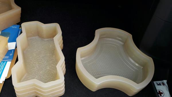 Rubber Moulds for making paver blocks are now available in indore. We are the only manufacturer of Rubber Moulds in Indore Madhya Pradesh. Wide range of Rubber Mould design are available here.