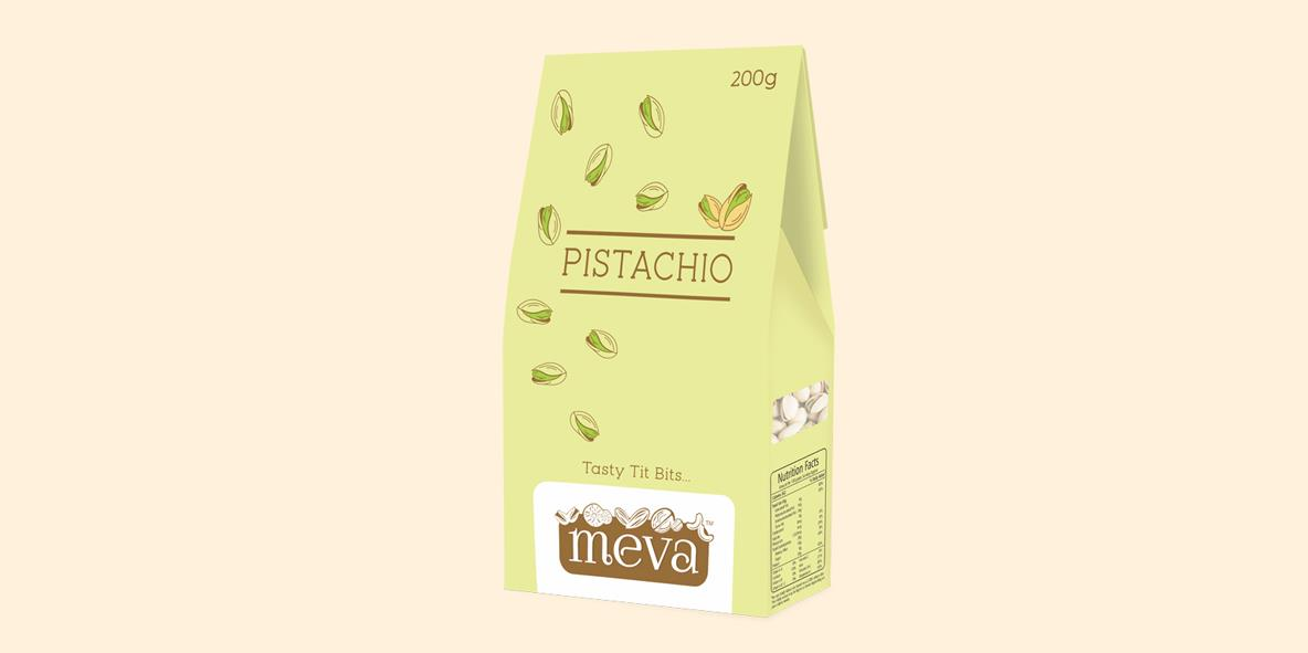 Pistachio Pistachio nuts are not only delicious, but also nutritionally wholesome. They have high amounts of proteins, minerals and fat, predominantly monounsaturated, like that found in olive oil. They are also an excellent source of antioxidants, vitamins E and B6, and iron, calcium, manganese and potassium, among others.